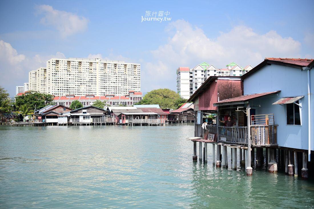 馬來西亞,檳城,檳城景點,檳城自由行,檳城姓氏橋