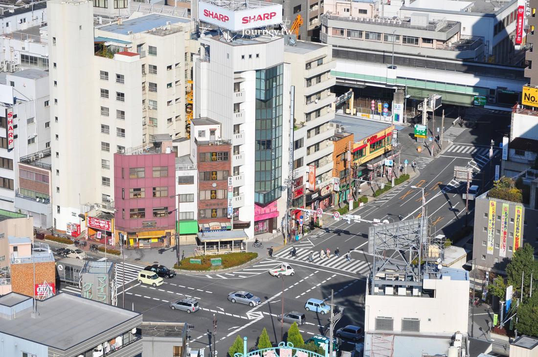 大阪,通天閣,大阪夜景,大阪景點,つうてんかく