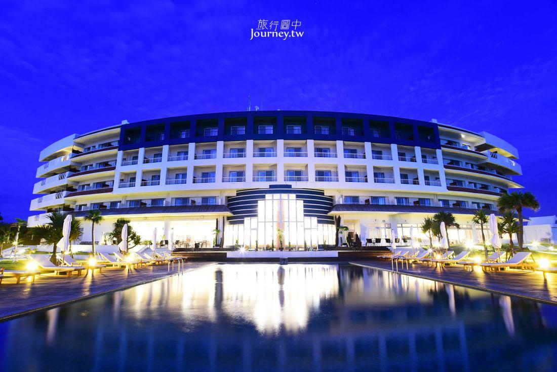 沖繩,久米島住宿,Cypress Resort