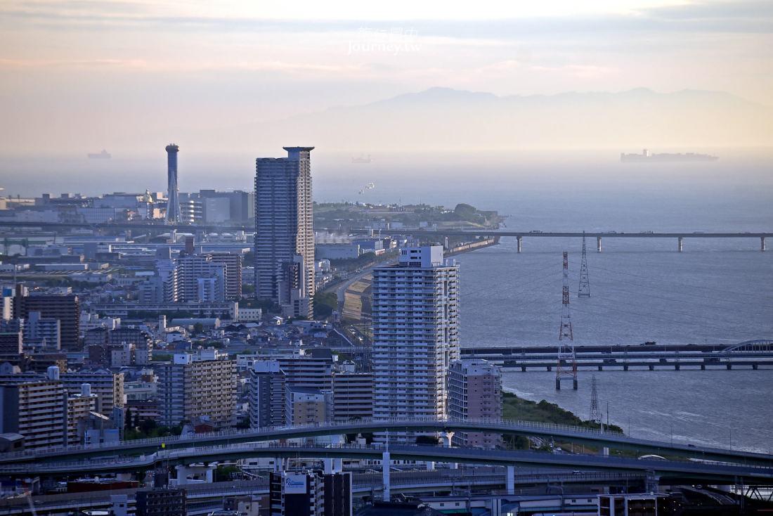 日本,大阪,梅田,大阪夜景,梅田空中庭園展望台