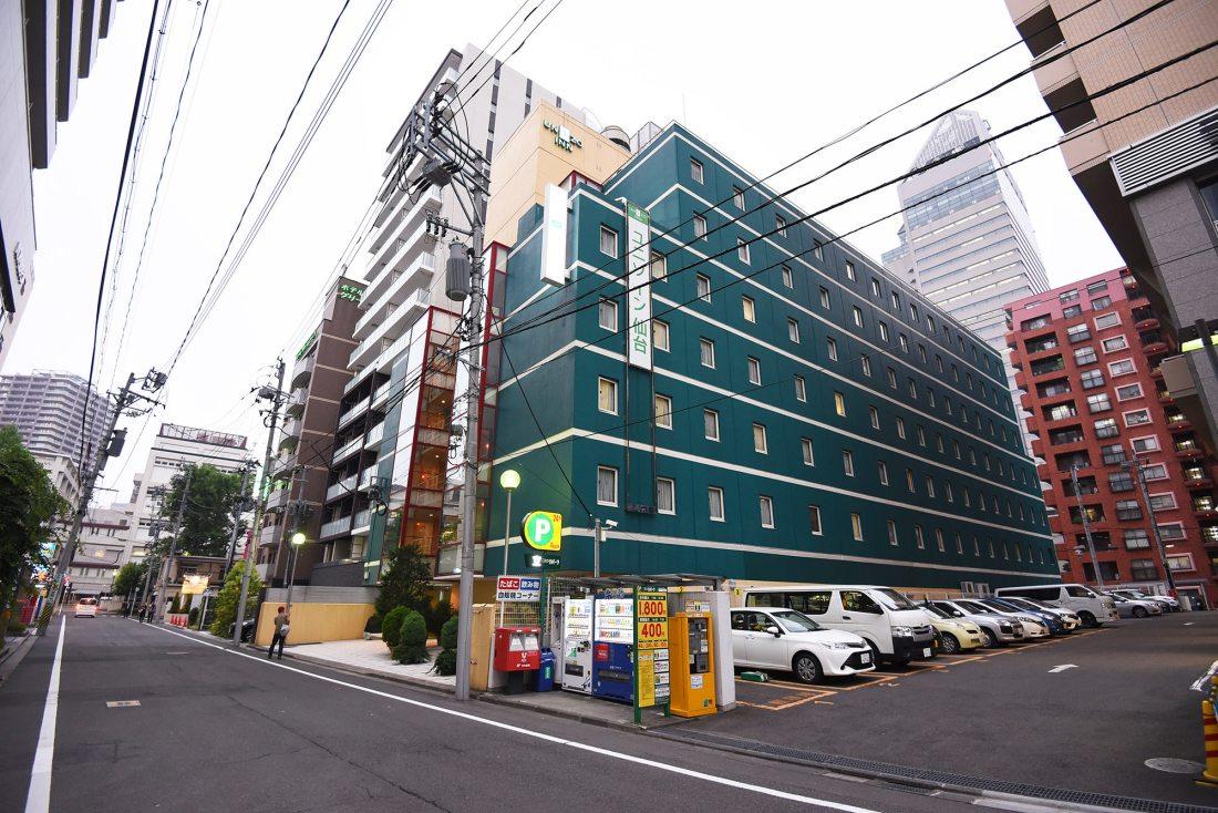 仙台住宿,UNIZO INN Sendai