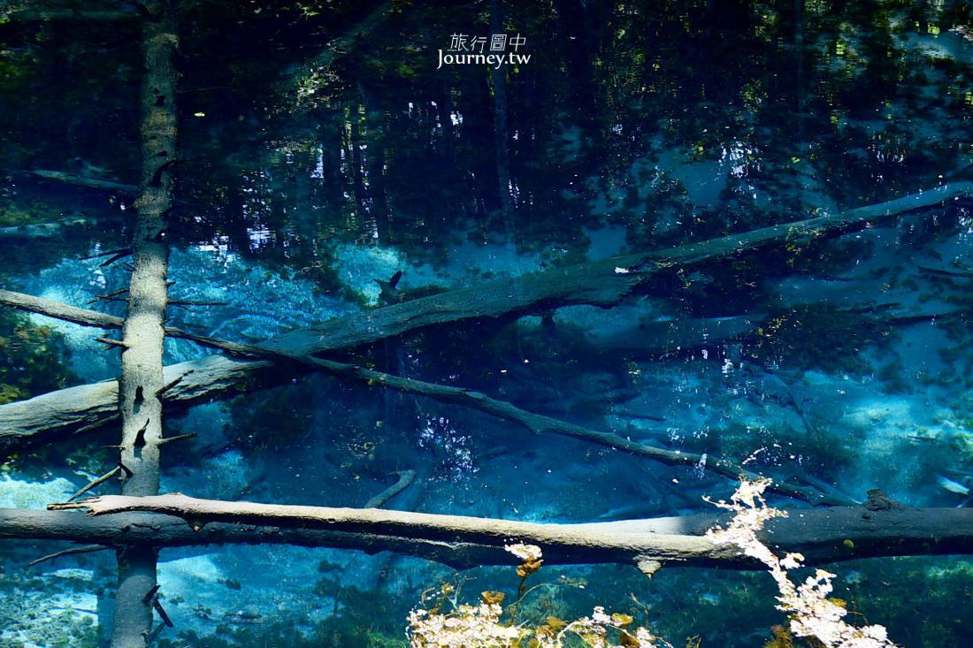 日本,道東,北海道景點,斜里,神之子池,摩周湖