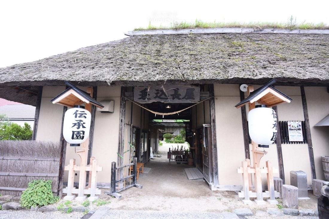 日本,岩手,東北,遠野,傳承園