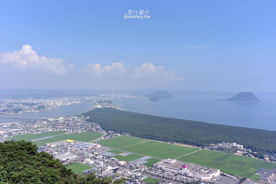 日本,,九州,佐賀,唐津,鏡山展望台