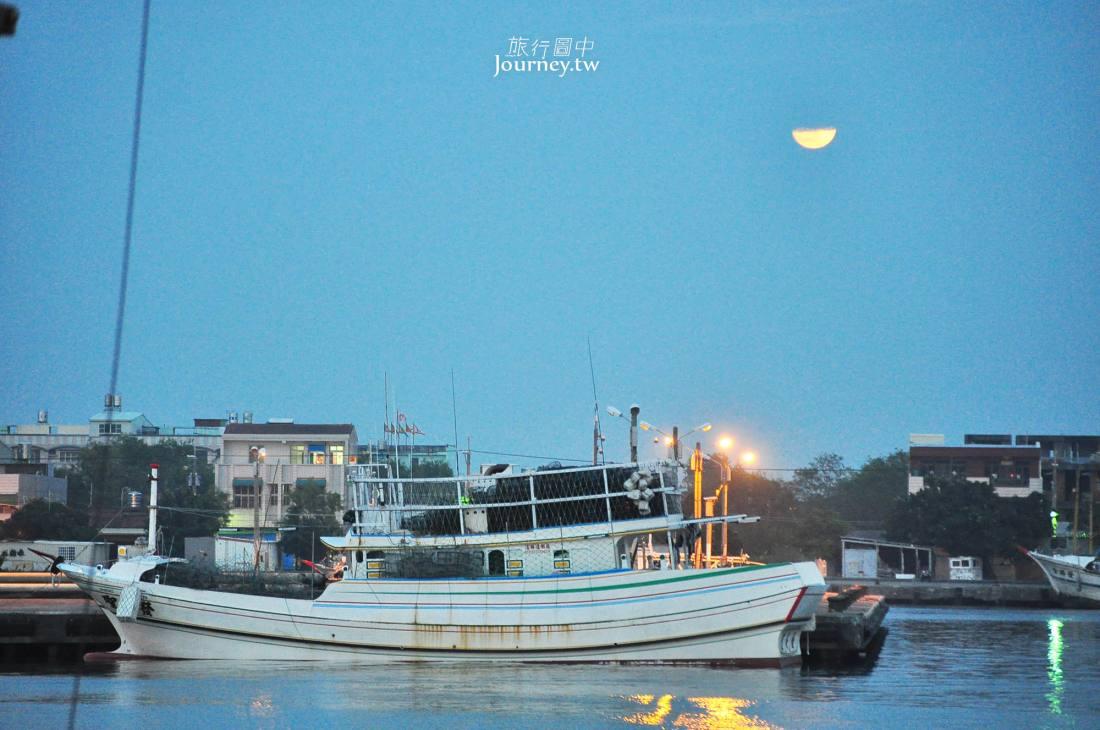 高雄,茄萣,興達港,夜景