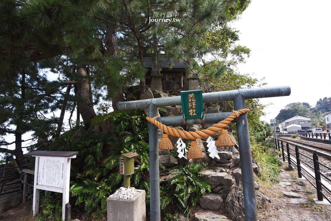 日本,北陸,富山,雨晴,JR雨晴駅,世界最美麗海灣,富山灣,雨晴海岸