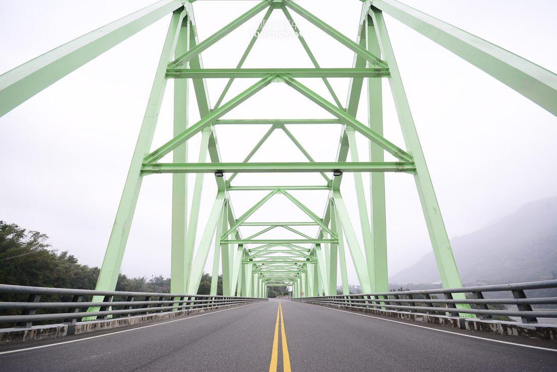 高雄,六龜,新發大橋,不老溫泉