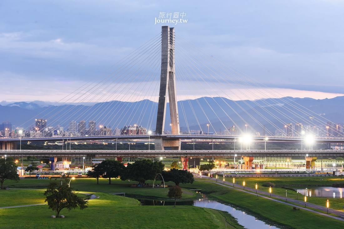 新北,三重,辰光橋,大台北都會公園