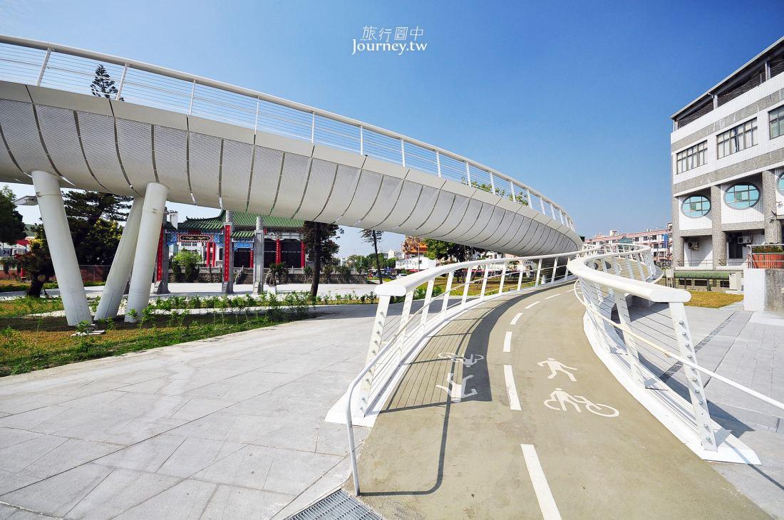 屏東,萬年溪,萬年溪景觀橋,屏東車站,屏東市景點