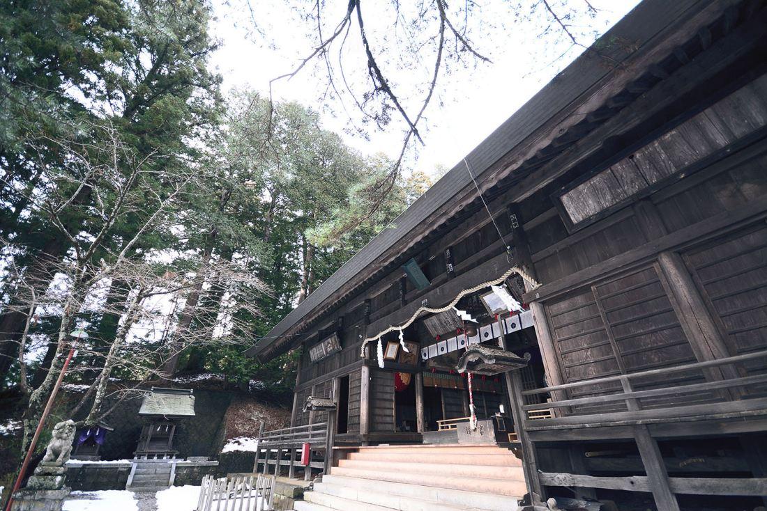 山梨,河口湖,河口淺間神社,富士山