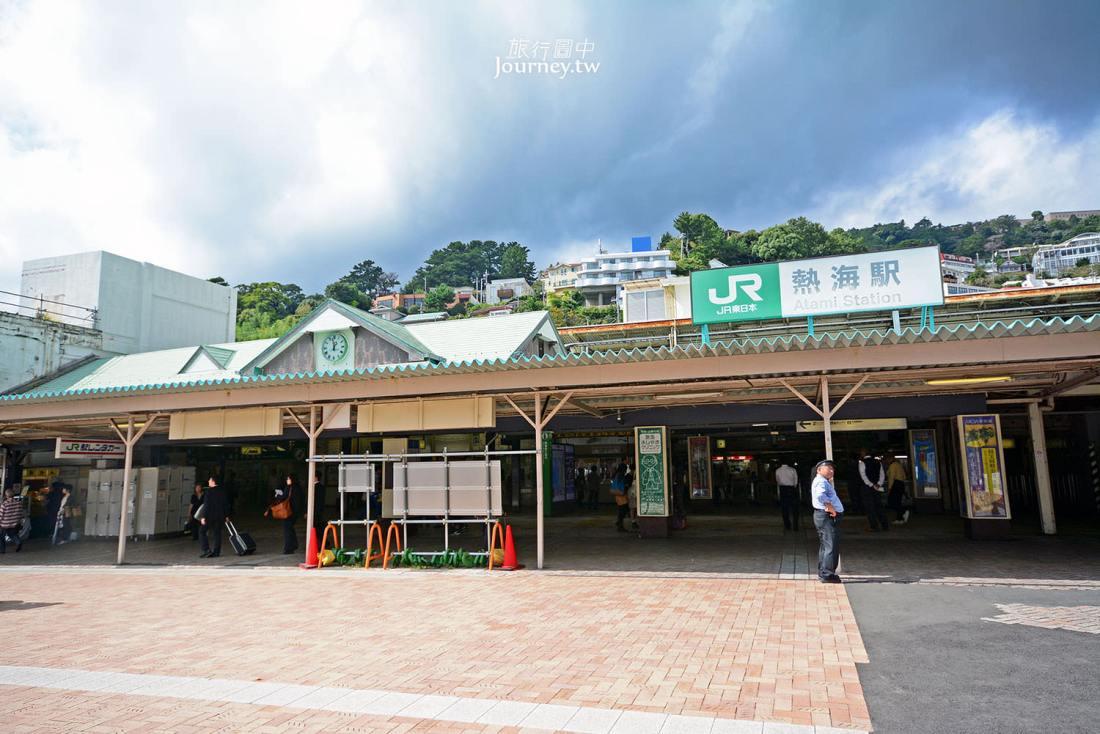 熱海,景點,靜岡,自由行,東京,蠟筆小新,熱海交通,住宿,溫泉,景點