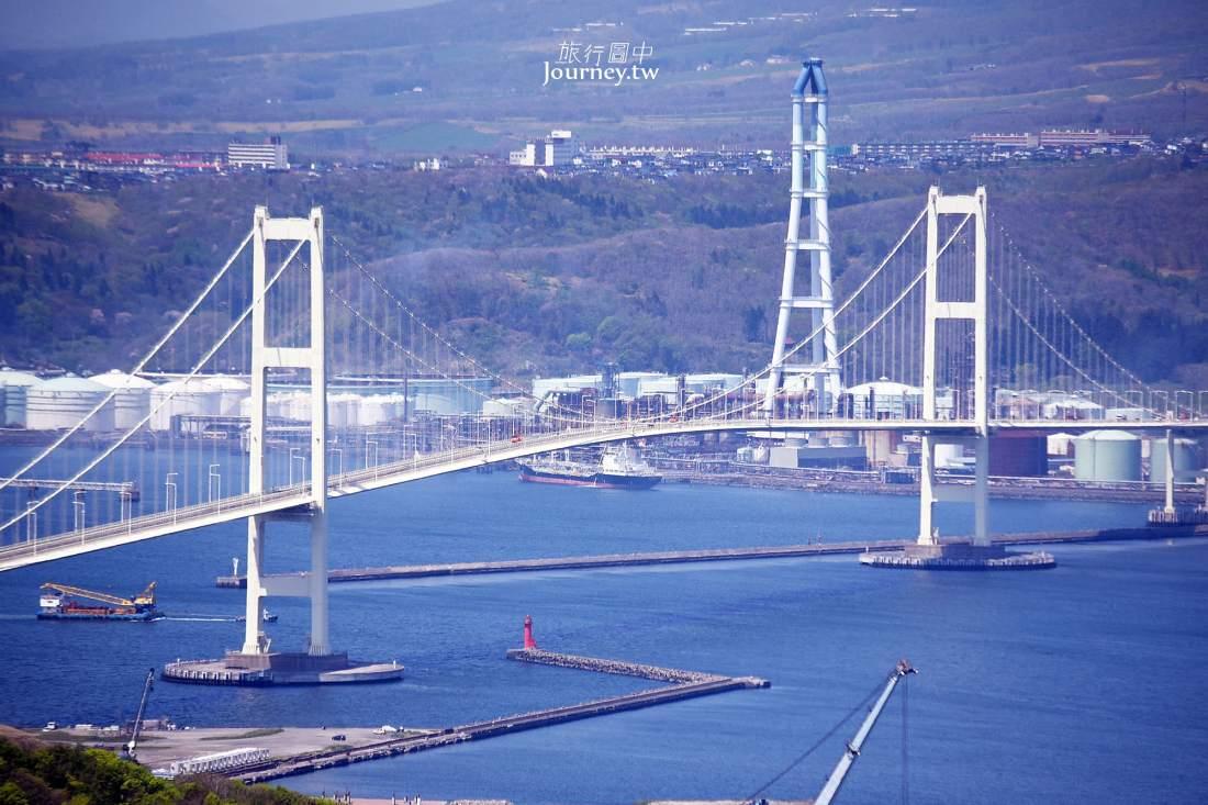 旅日攻略、 Hokkaido 北海道,道南, 北海道景點, 室蘭, 室蘭景點,室蘭自由行,地球岬,室蘭駅,室蘭八景,北海道攻略