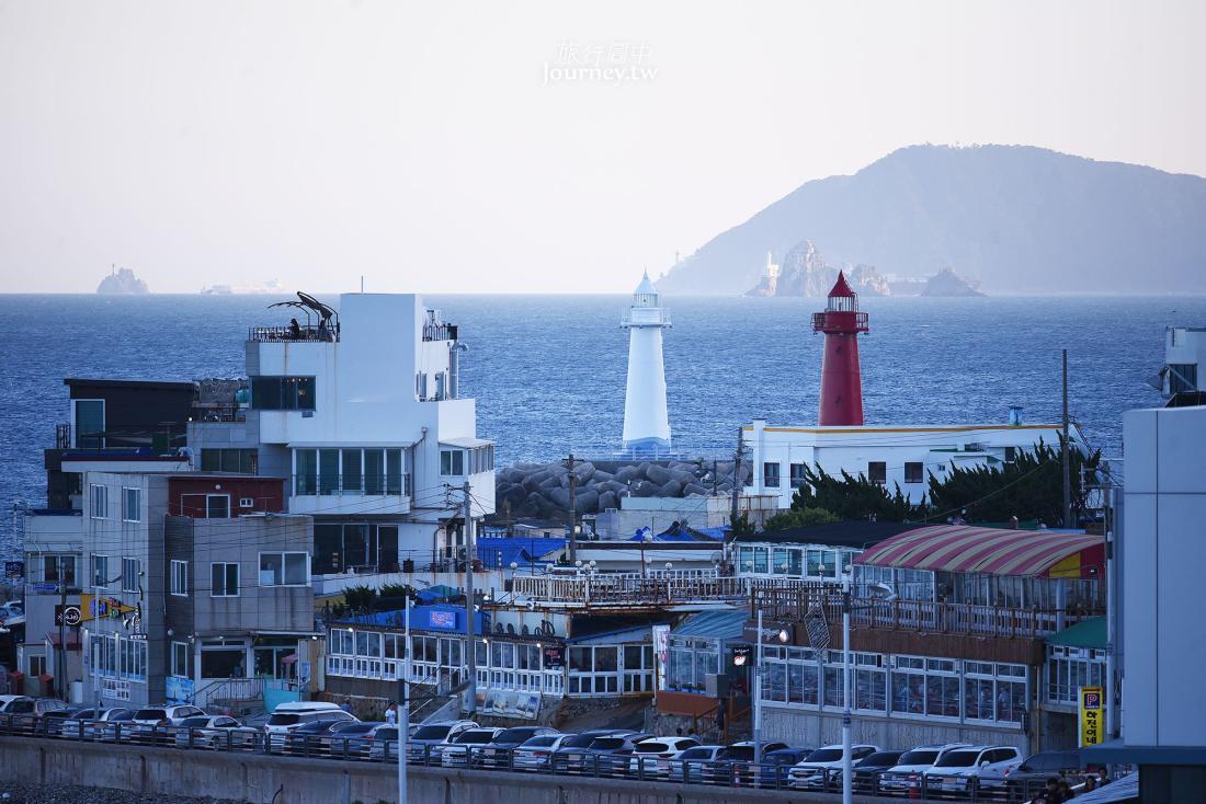 韓國,釜山,青沙浦,墊腳石展望台,天空步道,釜山自由行,釜山景點