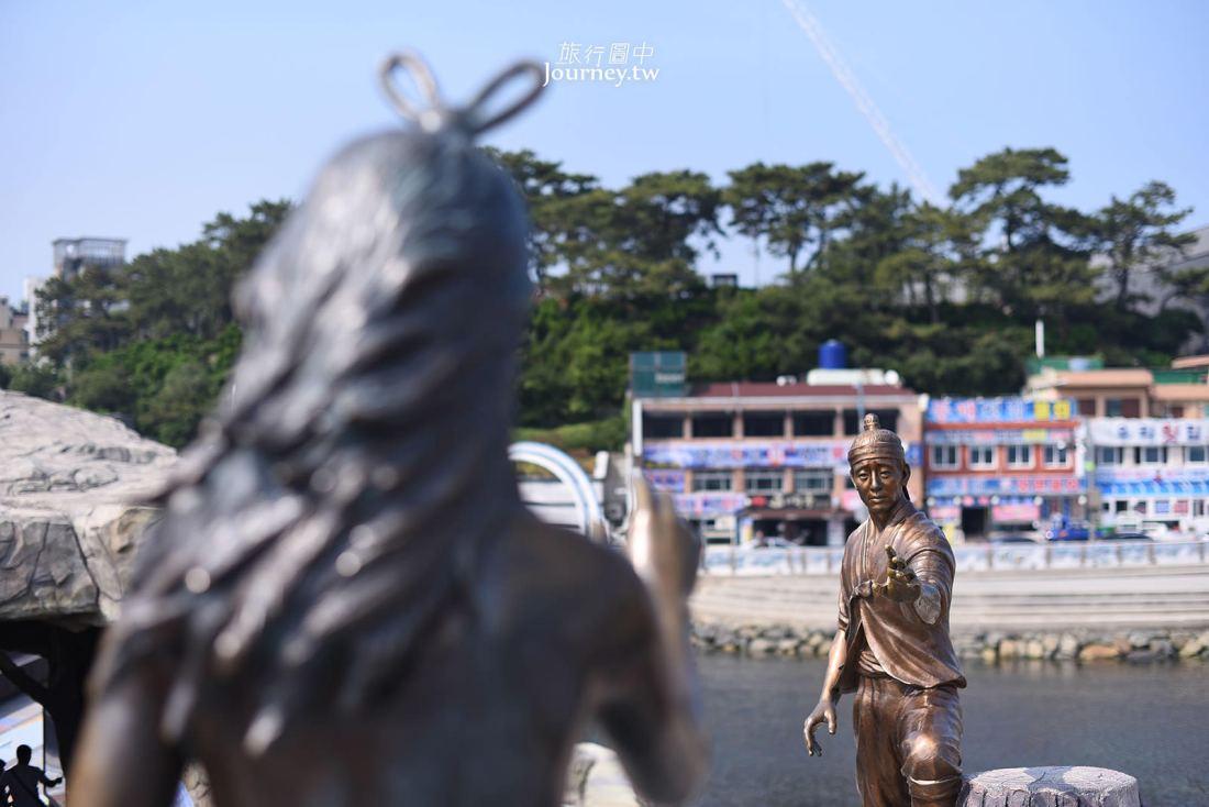 韓國,釜山,松島天空步道,松島海水浴場,釜山景點,釜山自由行