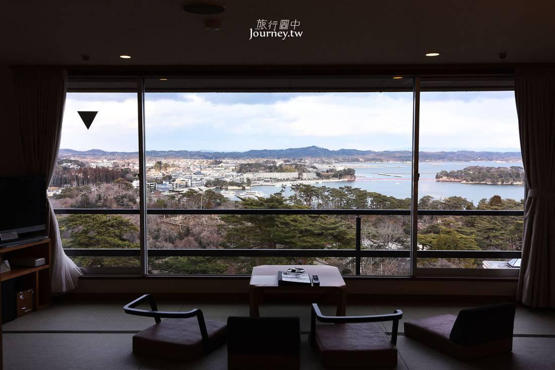 宮城,松島海岸,松島大觀莊飯店,日本三景,溫泉飯店,Hotel Matsushima Taikanso