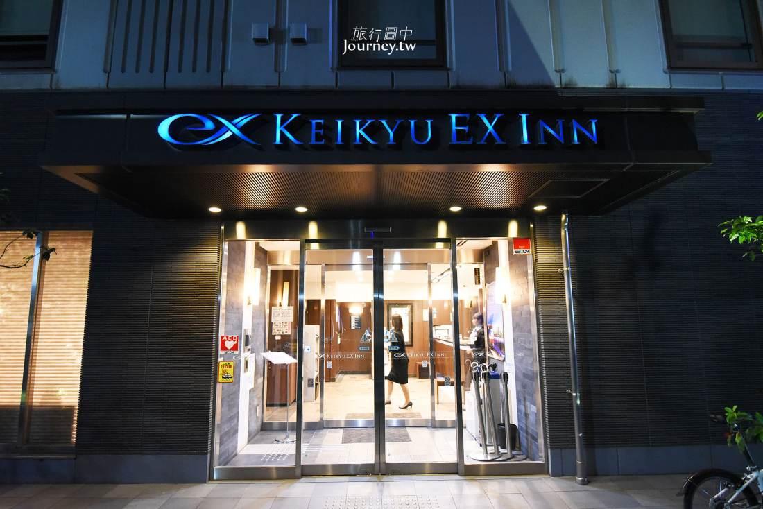 東京住宿,淺草橋,京急EX INN,淺草橋站,KEIKYU EX INN Tokyo Asakusa