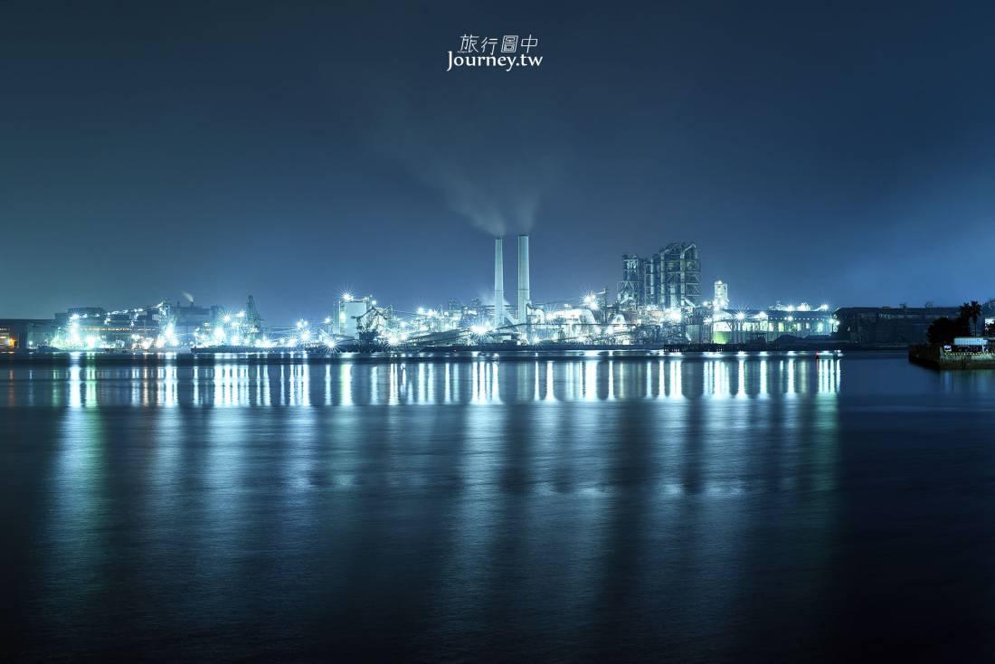 山口,周南,德山,周南工場夜景,工業風,晴海親水公園,山口景點,山陰山陽,日本