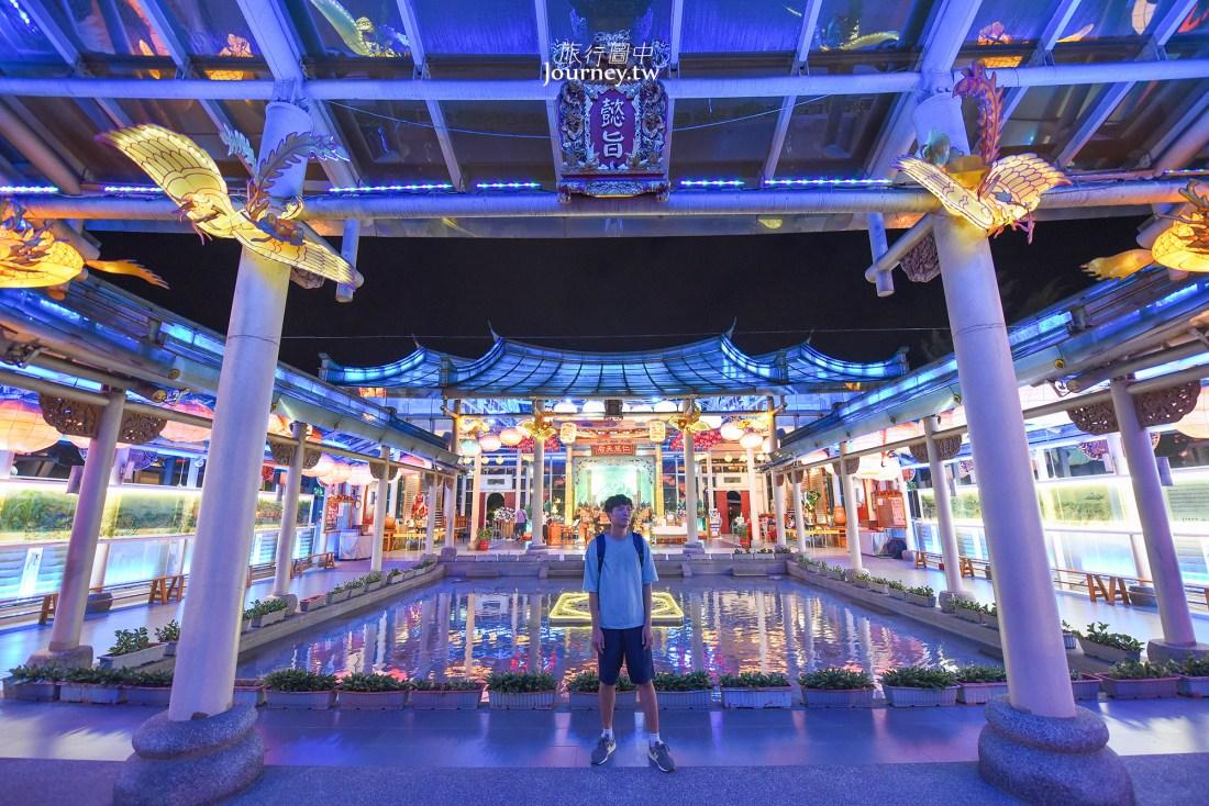 彰化,彰化景點,鹿港,鹿港景點,玻璃廟,玻璃媽祖廟,鹿港老街