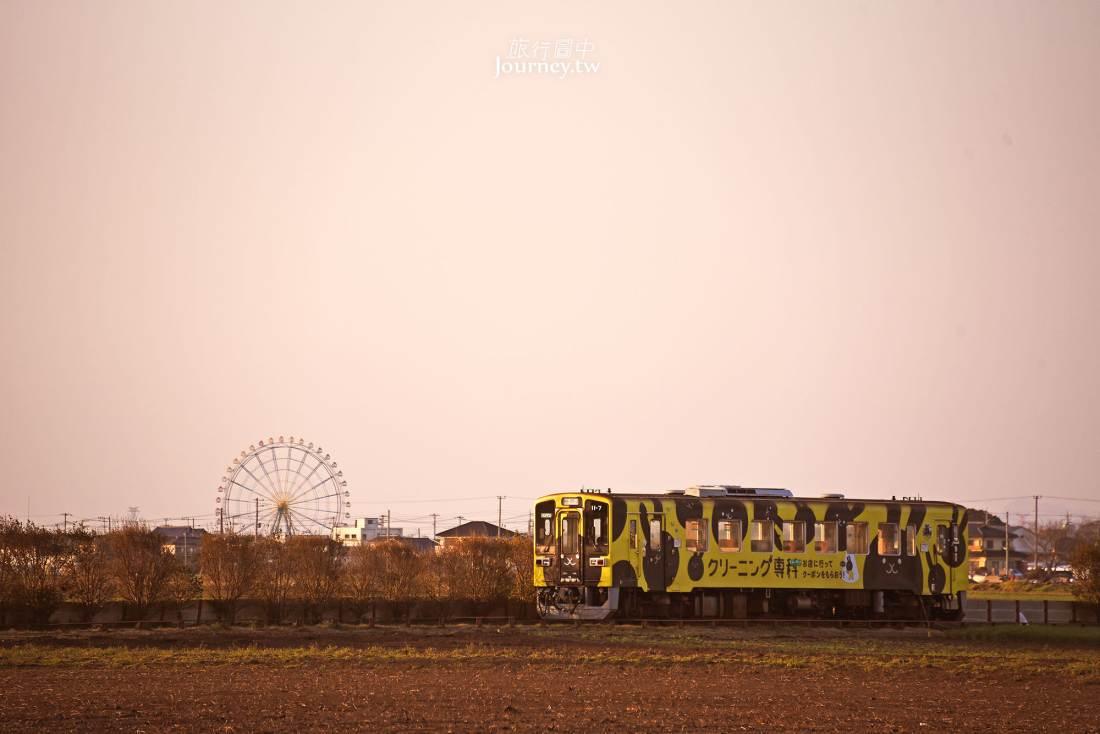 茨城,常陸那珂,常陸那珂海濱鐵道,夕陽,磯崎,ひたちなか海浜鉄道
