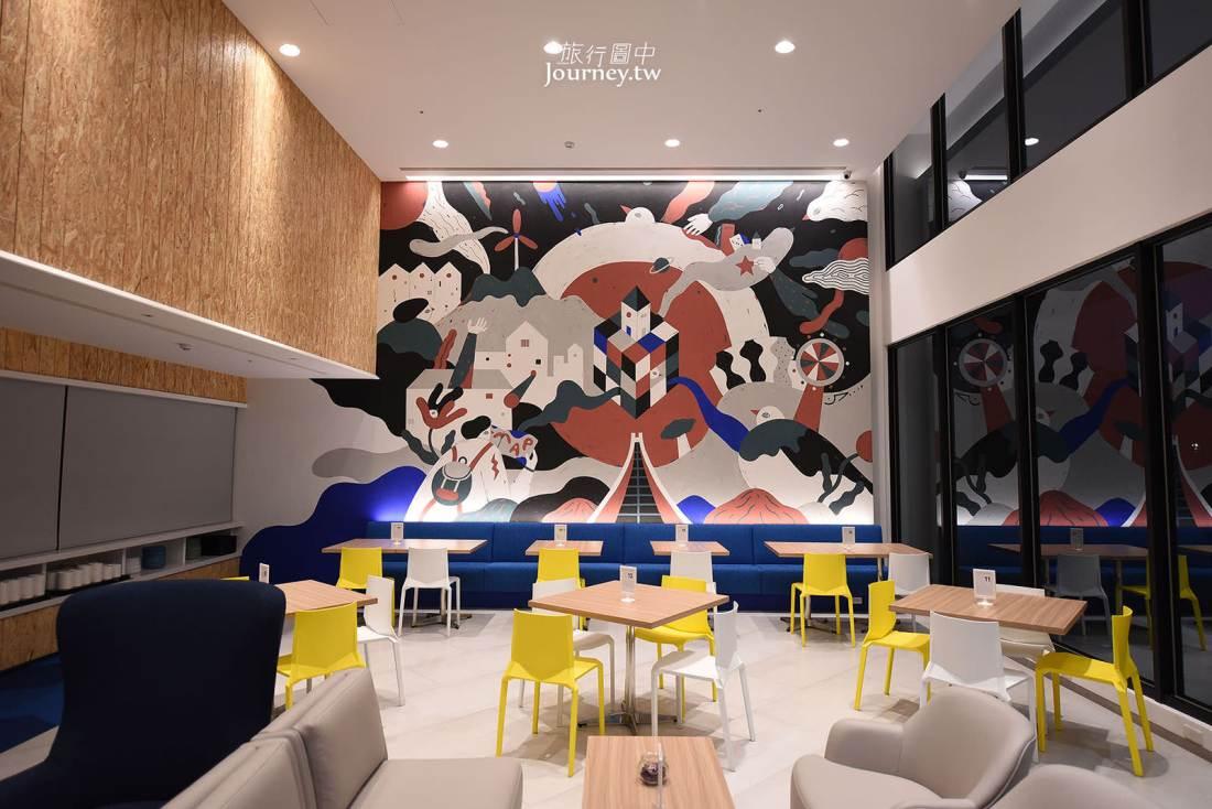 台中住宿,逢甲,臺中逢甲智選假日飯店,Holiday Inn Express Taichung Fengchia