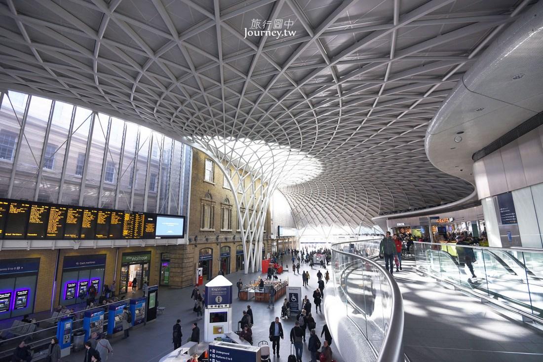 英國,倫敦,哈利波特,9¾,King's Cross,Harry Potter,Shop,Platform 9 3/4)英國景點,倫敦景點,英國自由行,倫敦自由行