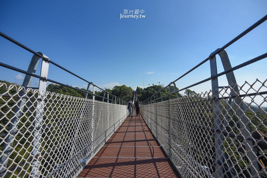 南投,南投景點,南投市,猴探井天空之橋