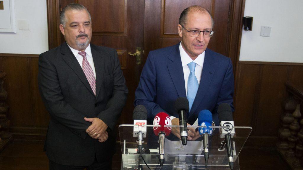 Resultado de imagem para márcio frança e alckmin
