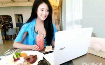 [開箱] Acer Aspire S13 現代美型超薄筆電 宏碁新一代隨身精品電腦 ♥ JoyceWu。實用3C