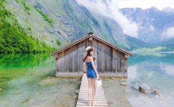 [德國-國王湖]令人屏息的人間仙境 經薩爾斯堡到奧地利邊境 ♥ 小Connie愛夢遊。遊記