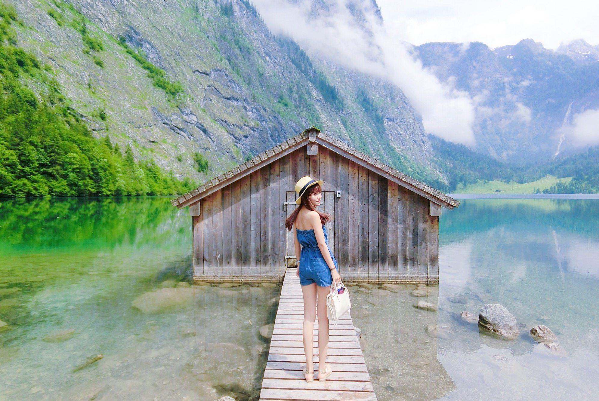 [德國-國王湖]令人屏息的人間仙境 經薩爾斯堡到奧地利邊境 ♥ 小Connie愛夢遊。遊記 - Joy with Lohas