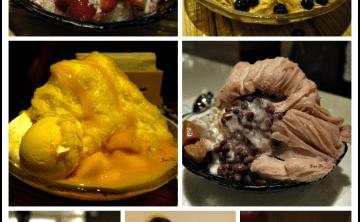 [冰品] 新開幕♥ ICE MONSTER 冰甜品概念店 芒果冰 刨冰 綿花甜  原:永康街