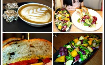 [cafe] -3,co Cafe  簡約風格沉靜的人文藝術咖啡廳  爆米香配咖啡  當代瓷器傢飾設計體驗 (松山民生社區/富錦街) ♥ JoyceWu。食記