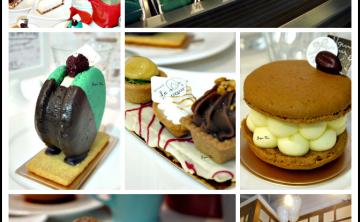 [法式。甜點] La Douceur ♥ 品悅糖 法式甜品專賣 下午茶 蛋糕 巧克力 馬卡龍 冰淇淋 (大安店/東區) 四訪 ♥ JoyceWu。食記
