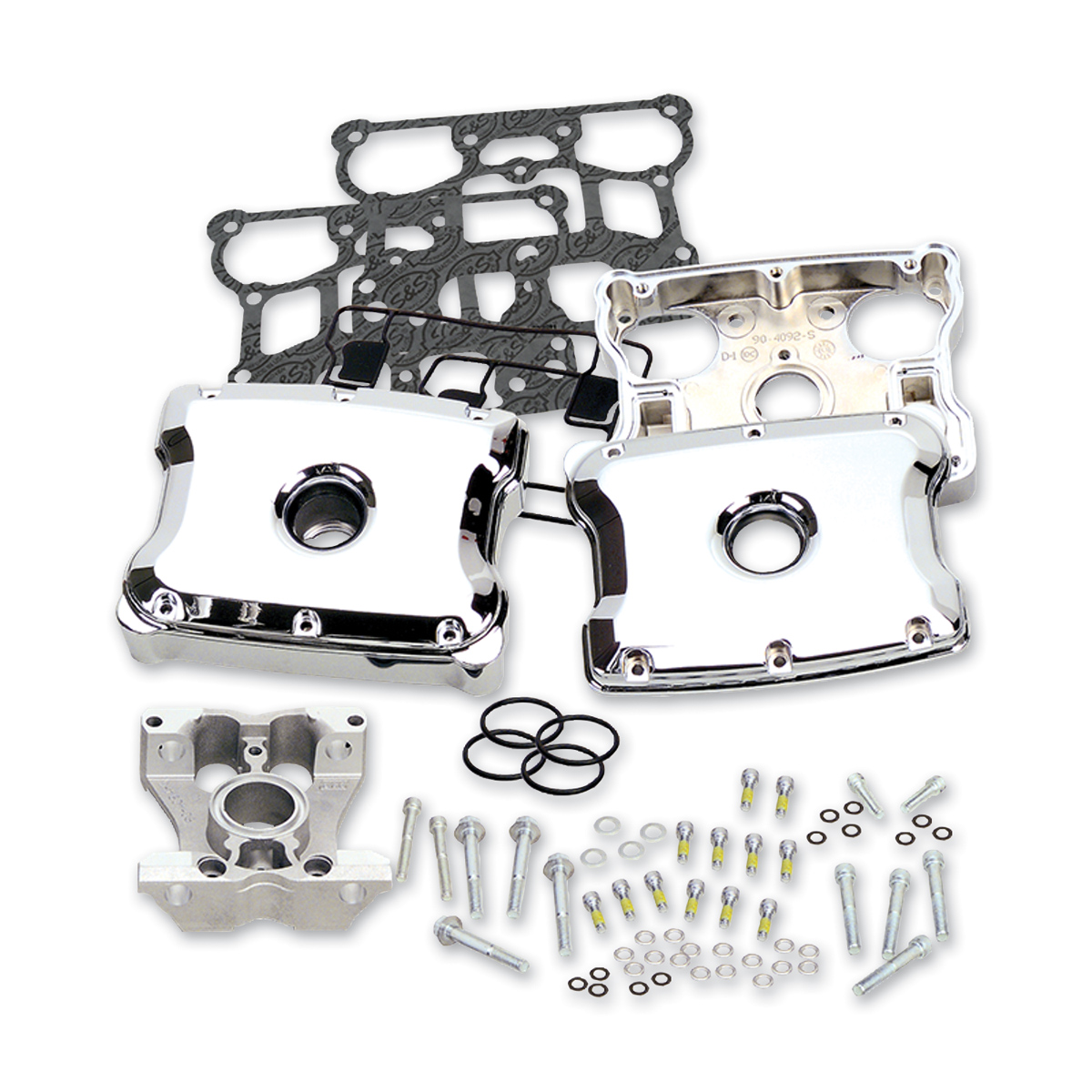 S Amp S Cycle Rocker Covers
