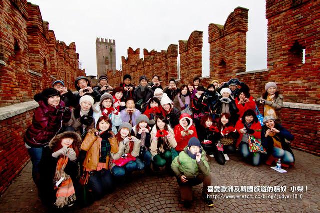 【義大利】:12/13Day6:維諾納(茱麗葉之家)→米蘭(米蘭大教堂、艾曼紐二式拱廊)