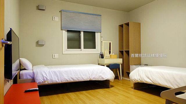 【釜山住宿】西面站\Uniqstay青年旅館套房Uniqstay Hostel & Suite~服務親切、早餐美味,網路評分高達9.1分滿意度!
