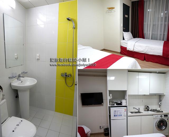 【韓國首爾住宿】南營站\G STAY公寓飯店G Stay Residence!價錢親民、交通非常便利!