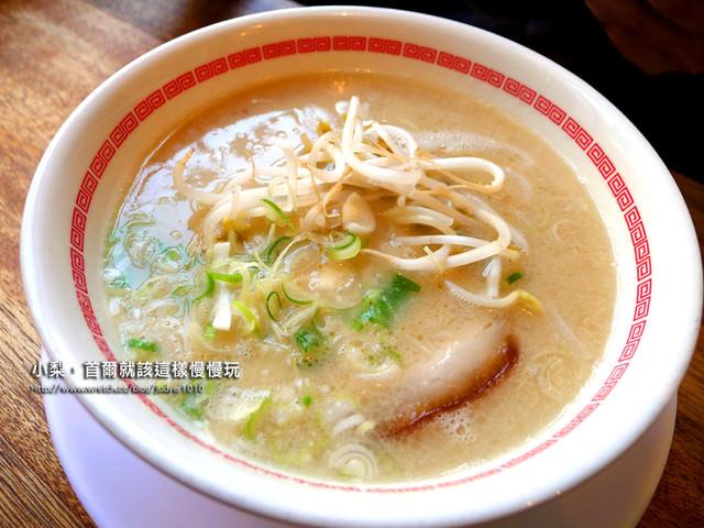 【韓國必吃】新沙美食:漢城文庫한성문고~讓你誤以為身在日本的美味拉麵!
