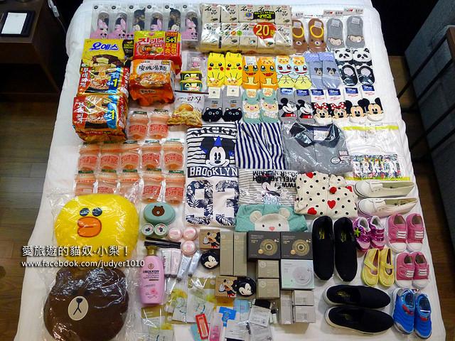 【韓國必買】韓國超好買,東大門鞋子批發市場、明洞、富平地下街、e-mart、GS25,永遠逛不完買不夠之戰利品分享!