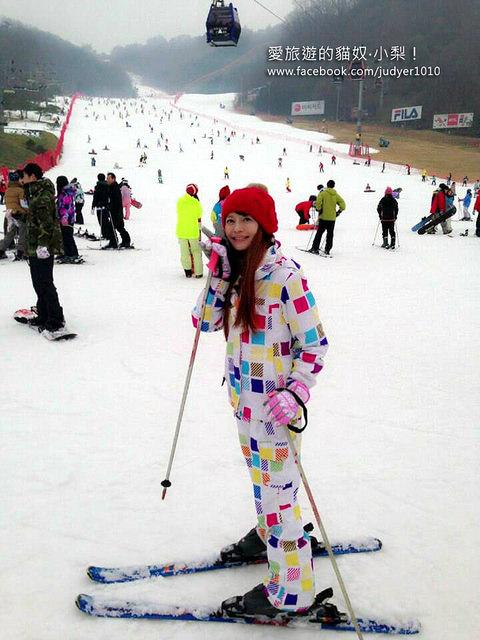 韓國滑雪\冬季去韓國旅遊,你絕對不能錯過的體驗:室外滑雪!(大推初學者參加的滑雪團,內有清楚流程介紹)