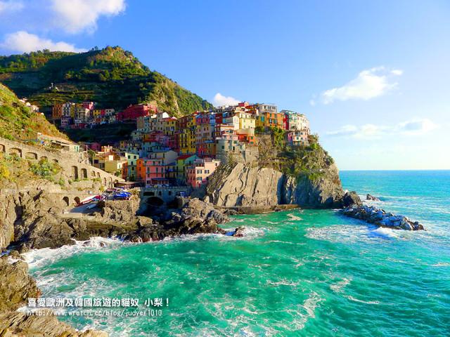 【義大利】:12/10Day3(下):五漁村→佛羅倫斯