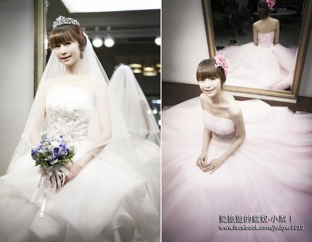 【韓國婚紗初體驗】:禮服篇\marilena,500多套訂製款禮服通通任你挑選!