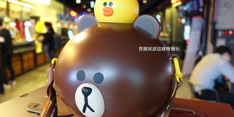 【韓國CGV電影院+LINE FRIENDS合作活動】就算不看電影,也要買超可愛的熊大、兔兔、莎莉杯+爆米花!(文末有首爾、釜山CGV電影院地址整理)