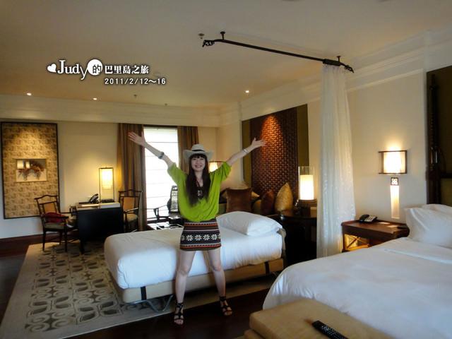【巴里島】我住六星級St Regis 聖瑞吉斯~頂級奢華度假飯店~