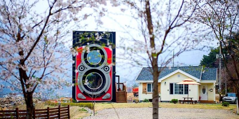 【韓國景點】龍門站\作夢的相機咖啡館꿈꾸는사진기,彷彿走進夢幻的童話世界!