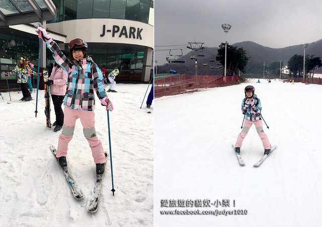 【韓國基礎滑雪團】冬季去韓國旅遊,你絕對不能錯過的滑雪體驗!(大推初學者參加的芝山或陽智松林滑雪團,內有清楚流程介紹)( 文末有優惠)