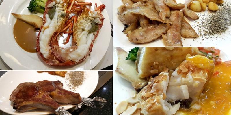 【台北美食】:九元鐵板燒~