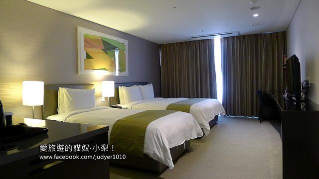 【釜山住宿】南浦洞\釜山亞雲樹飯店 (Hotel Aventree Busan)~地理位置絕佳!想逛街、吃美食,下樓就是啦!