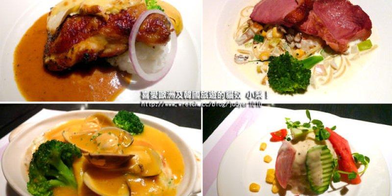 【台北食記】:忠孝敦化/宮都拉義式餐廳~