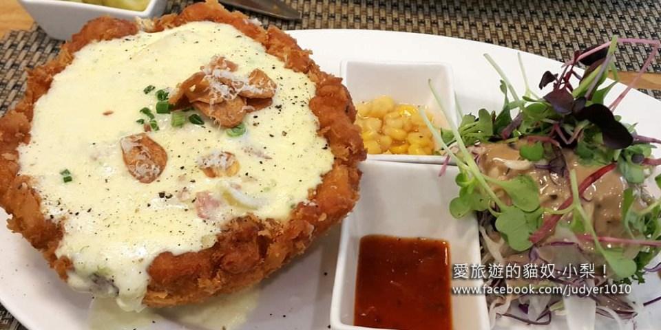 【首爾美食】落星垈站\Donpas Palais,用炸豬排裝著義大利麵的創意料理,白鐘元三大天王推薦餐廳!